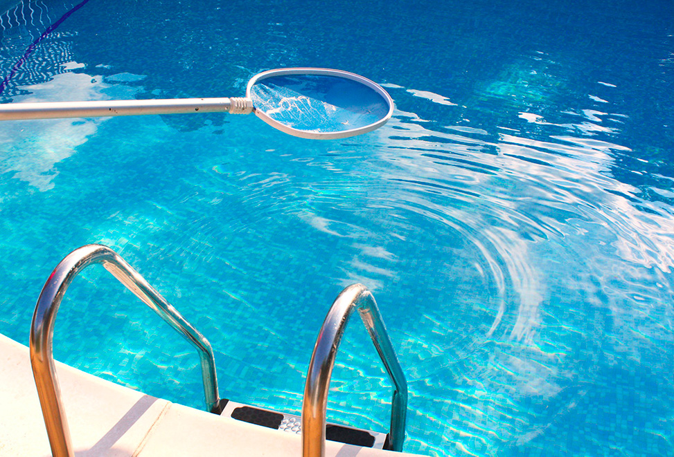 pool maintainance interior design
