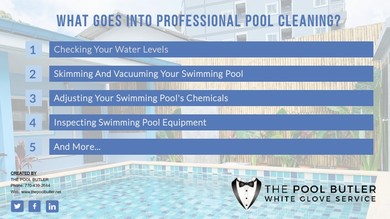 Why Should You Consider Professional Pool Cleaning Services [infographic]