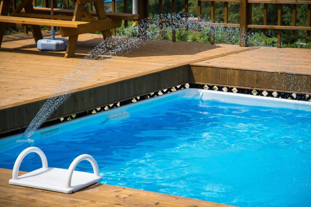 swimming pool needs professional repairs