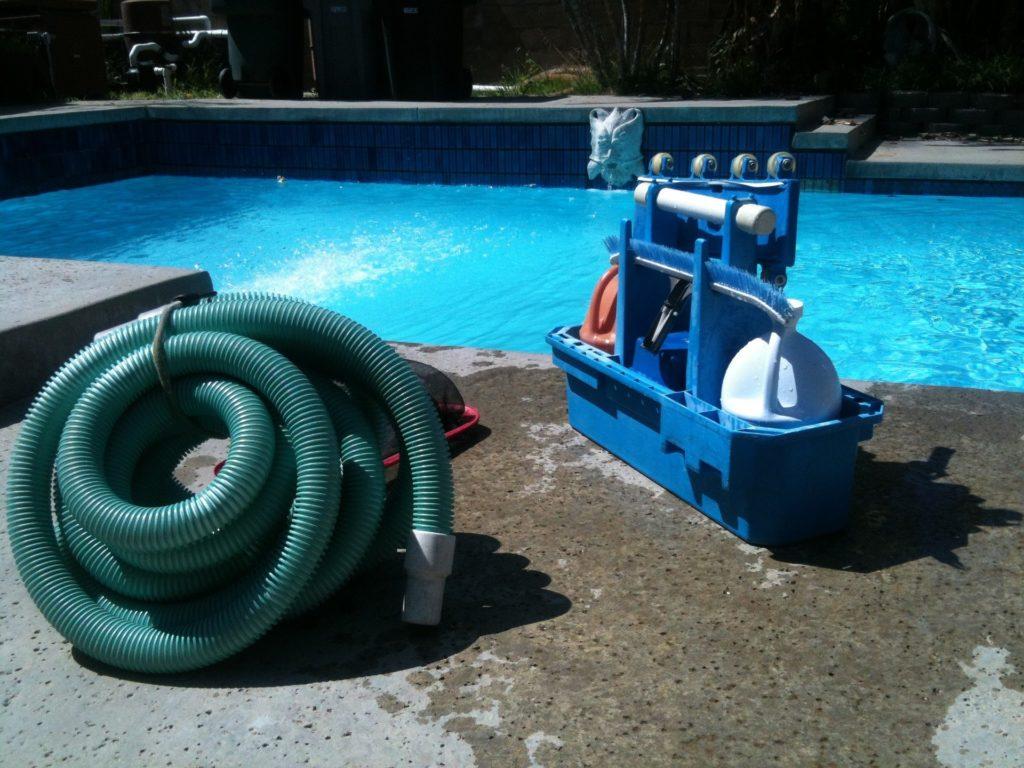 Seasonal Pool Maintenance