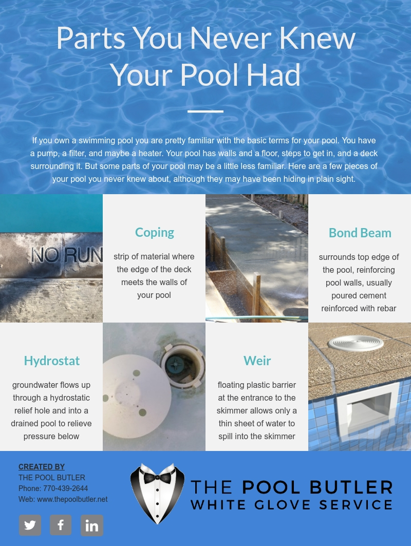 Hydrostats, Coping, and Other Parts You Never Knew Your Pool Had [infographic]