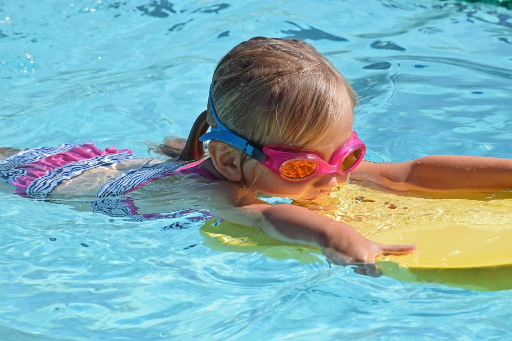 Is Swimming in Chlorine Safe?