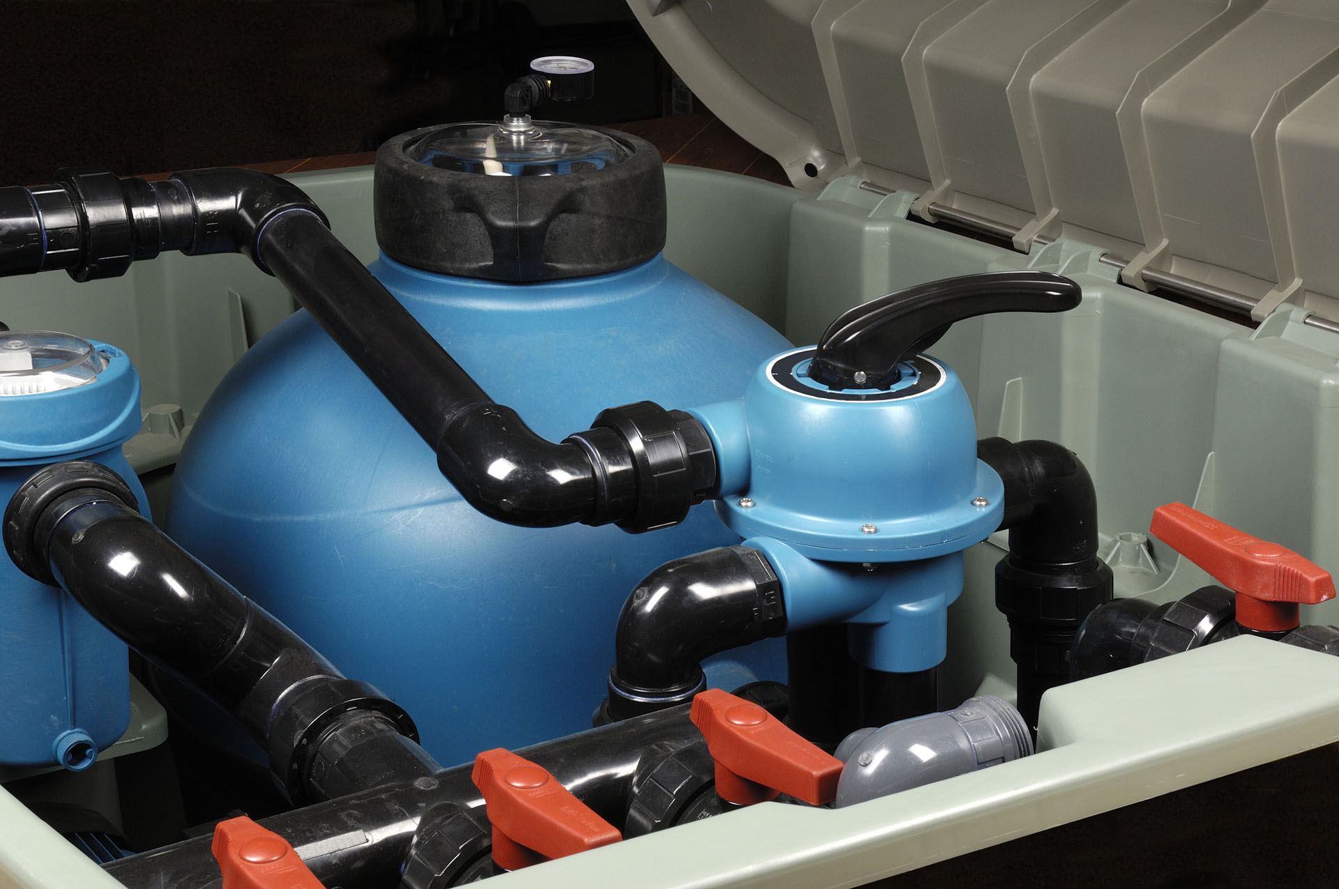 Single Speed, Two Speed, and Variable Speed Pool Pumps