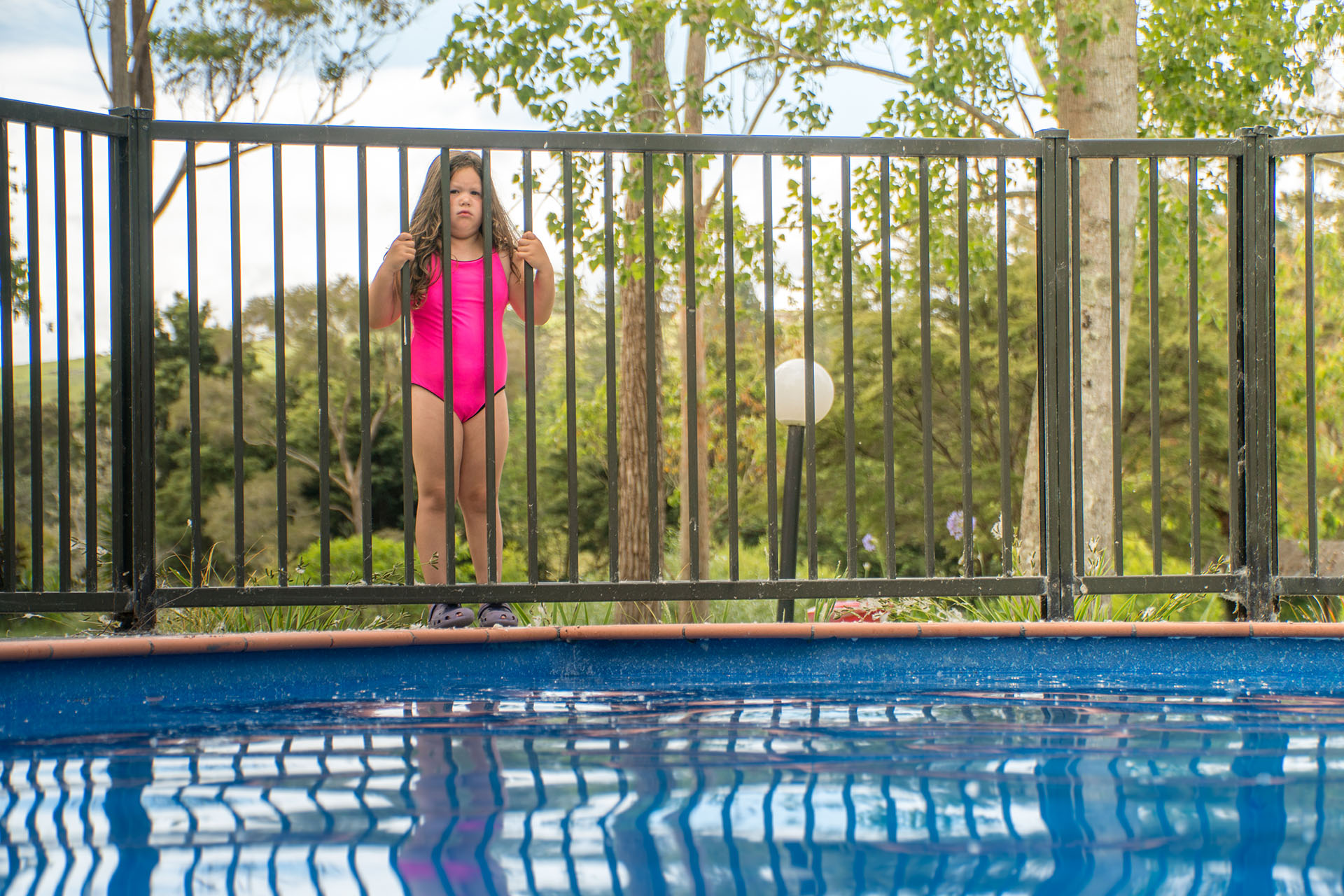 Why Does a Pool Need a Safety Fence?